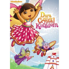 Dora and the crystal kingdom
