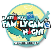 Hasbro Family Game Night Badge