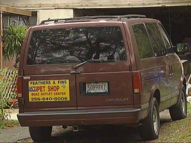 Alabama Van