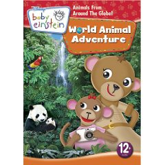 Baby Einstein World Animal Adventure