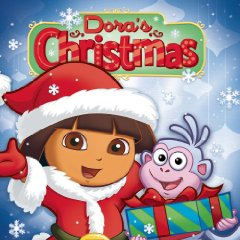 Dora's Christmas CD1