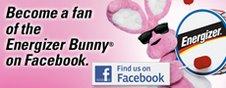 Energizer Bunny Logo