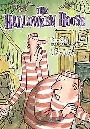 Erica Silverman Halloween House
