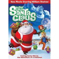 Gotta Catch Santa Claus DVD
