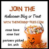 Halloween Blog or Treat Button