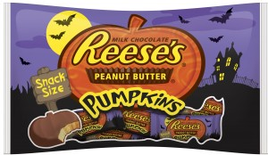 Hershey's Pumpkins