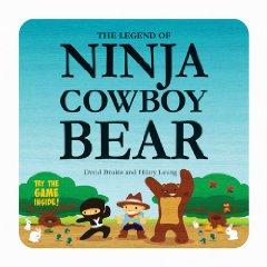 Legend of Ninja Cowboy Bear