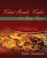 Make ahead meals for busy moms 1