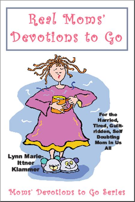 Real moms Devotions to go