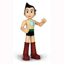 Astro Boy with light