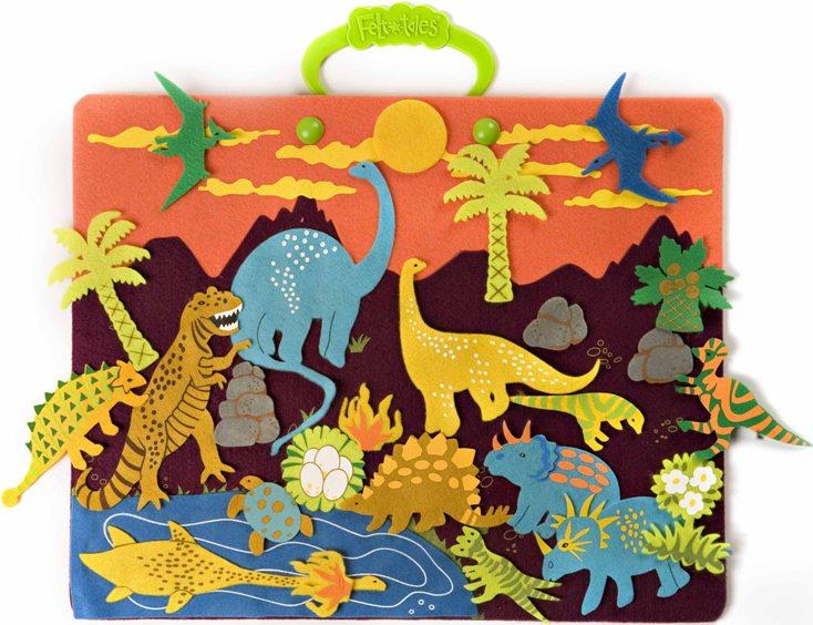 Babalu Dinosaur Board