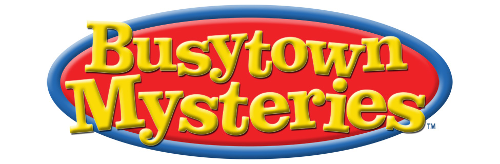 Busytown Mysteries Logo