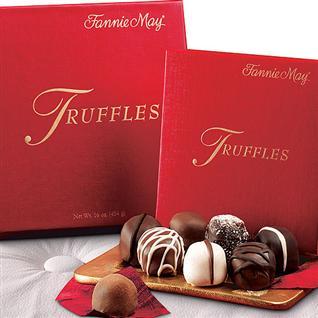 Fannie May Truffles