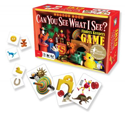 Gamewright Can You See What I See