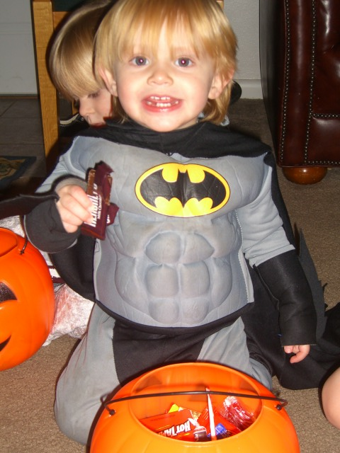 Halloween Trick-or-Treating 2009 (4)