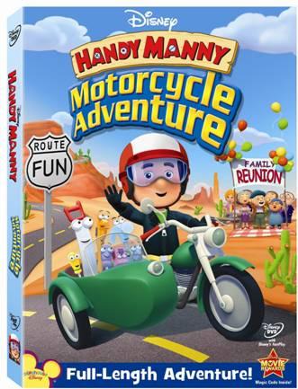 Handy Many Motorcycle Adventures
