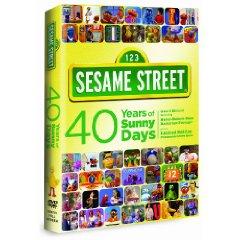 Sesame Street 40 Years of Sunny Days