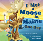 Shankman Moose in Maine