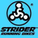 Strider Running Bikes Logo