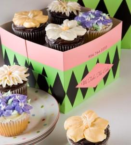 We Take the Cake Cupcakes