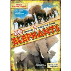 elephants animal planet dvd