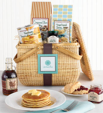 1-800-baskets.com Martha Stewart basket