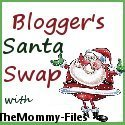 Blogger's Santa Swap with the mommy-files