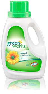 Clorox Green Works Natural Laundry Detergent