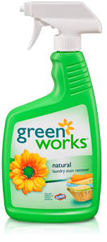 Clorox Green Works Stain Remover