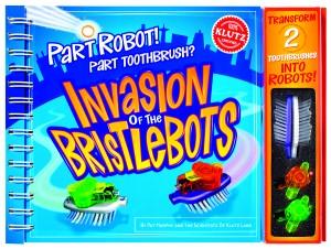 Klutz Bristlebots book cover