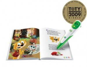 Leapfrog Tag Reader in Green
