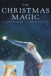 Scholastic Christmas magic book cover