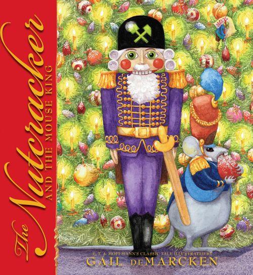 Scholastic Nutcrack Book Cover