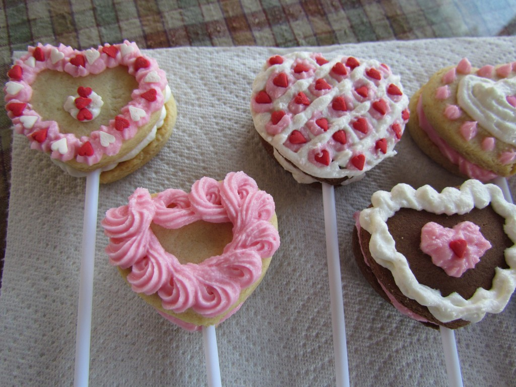 Wilton Valentine's Day Heart Pops 8
