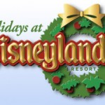 Holidays at Disneyland logo