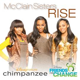 New Music Video For Chimpanzee Rise By The Mcclain Sisters Redhead Mom