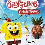 Spongebob Christmas DVD