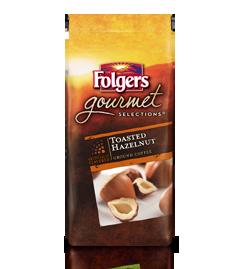 Folgers Toasted Hazelnut