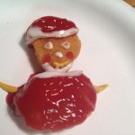 Tyson Chicken Nugget Santa Claus