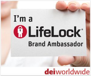 Lifelock Ambassador logo