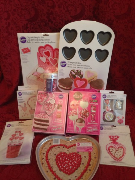 Wilton Valentine's Day Giveaway 2