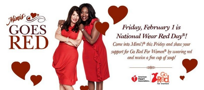 Mimi's Cafe Goes Red jpg