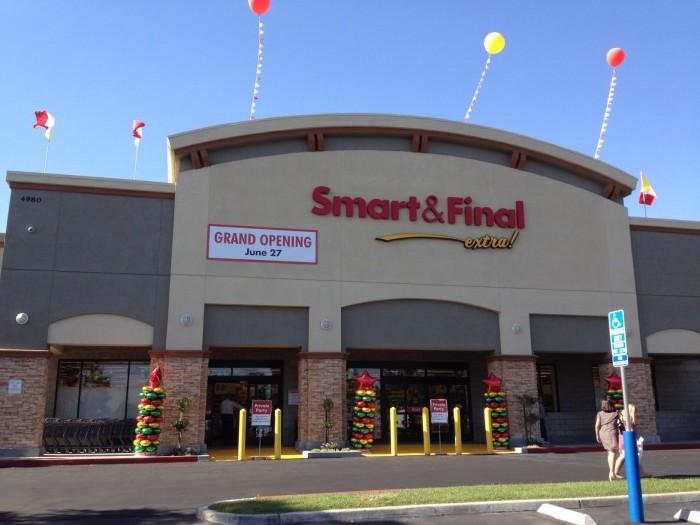 Smart & Final Bakersfield 1