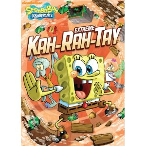 SpongeBob SquarePants Extreme Kah-Rah-Tay