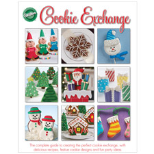 Wilton Cookie Exchange Book