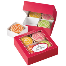 Wilton Red Cookie Sample Box Kit