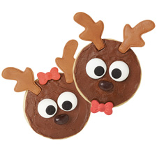 Wilton Reindeer Cookie Decorating Kit