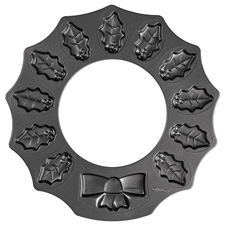 Wilton Wreath Cookie Pan