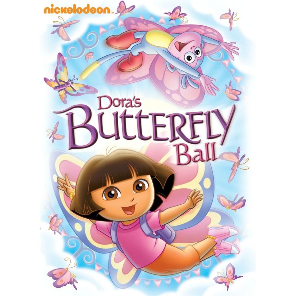 DORA'S BUTTERFLY BALL