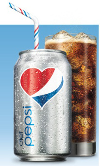 Diet Pepsi Love Every Sip
